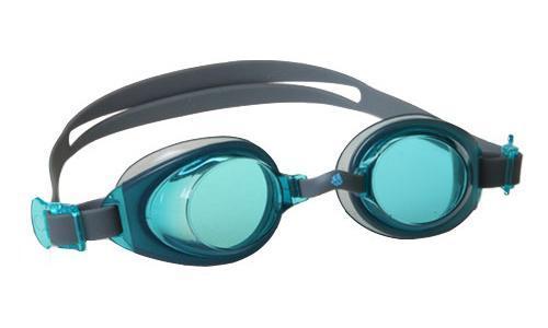 Очки для плавания стартовые MadWave Turbo Racer II Rainbow, цвет: бирюзовый очки для плавания madwave madwave ma991dubeg95