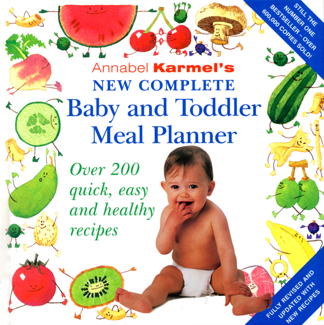 Annabel Karmel's New Complete Baby & Toddler Meal Planner - 4th Edition your first atlantic crossing 4th edition