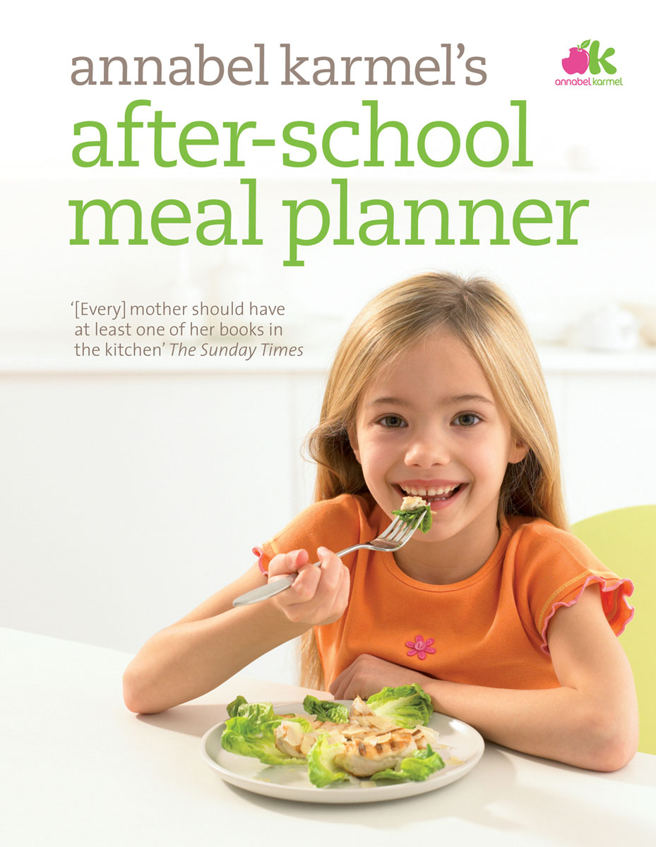 After-School Meal Planner
