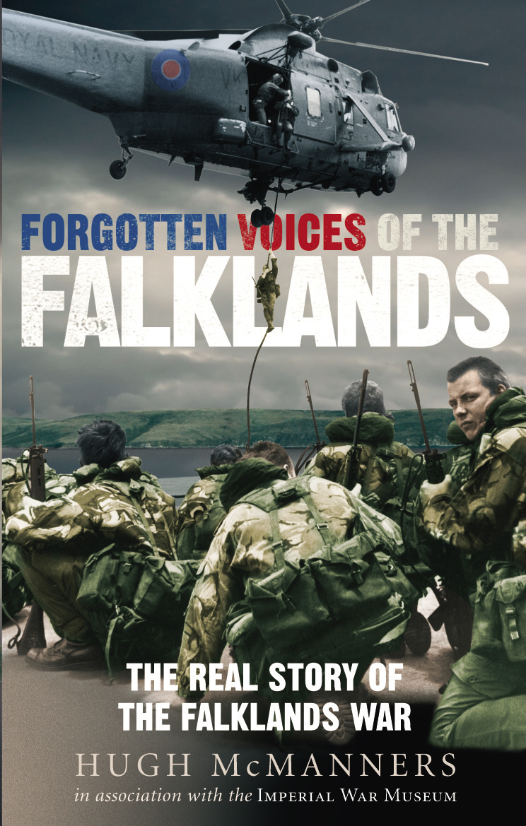 Forgotten Voices of the Falklands our voices