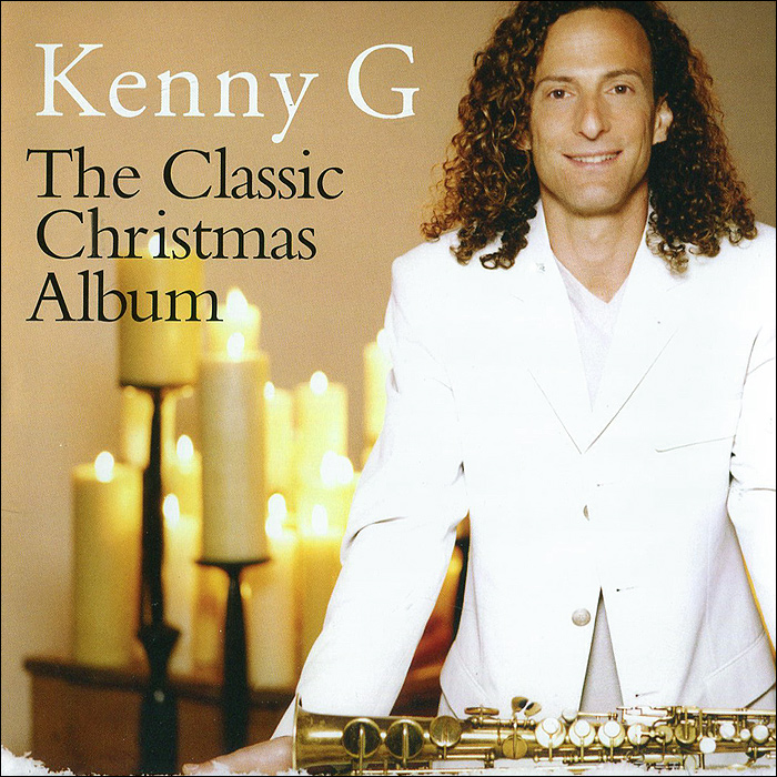 Кенни Джи Kenny G. The Classic Christmas Album