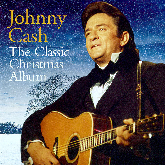 Джонни Кэш Johnny Cash. The Classic Christmas Album джонни кэш johnny cash remixed