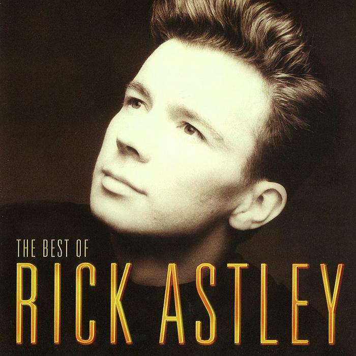 Рик Эстли The Best of Rick Astley цена 2017