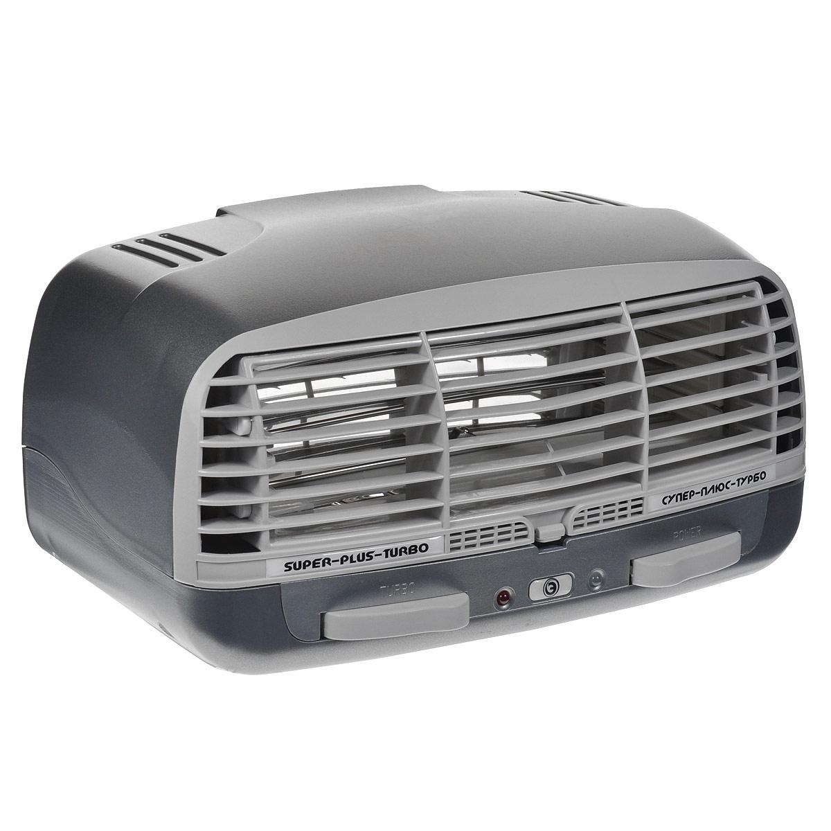 Супер Плюс Турбо очиститель-ионизатор воздуха - Воздухоочистители