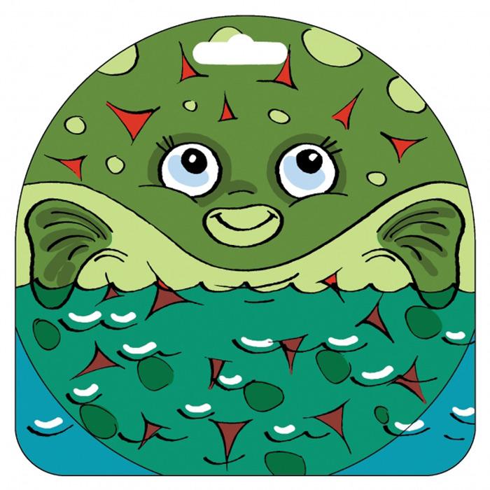 Рыбка. Книжка-раскладушка росмэн книжка раскладушка колыбельные веселые гармошки