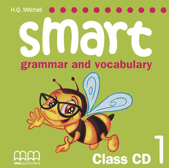 Smart Grammar and Vocabulary 1 (аудиокурс на CD) smart 1680616