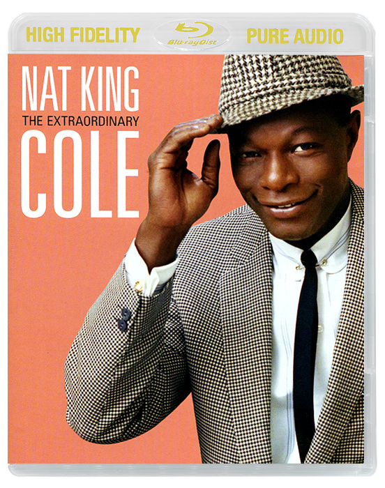 Нэт Кинг Коул Nat King Cole. The Extraordinary (Blu-Ray Audio) nat king cole nat king cole at the sands