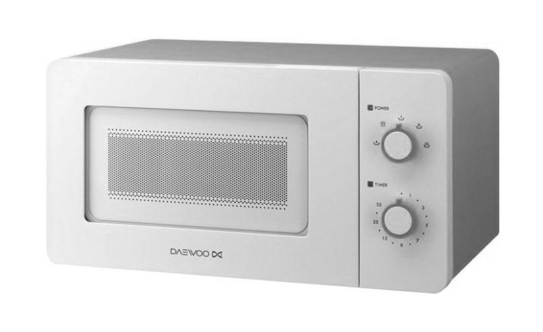 Daewoo KOR-5A67W микроволновая печь - Микроволновые печи