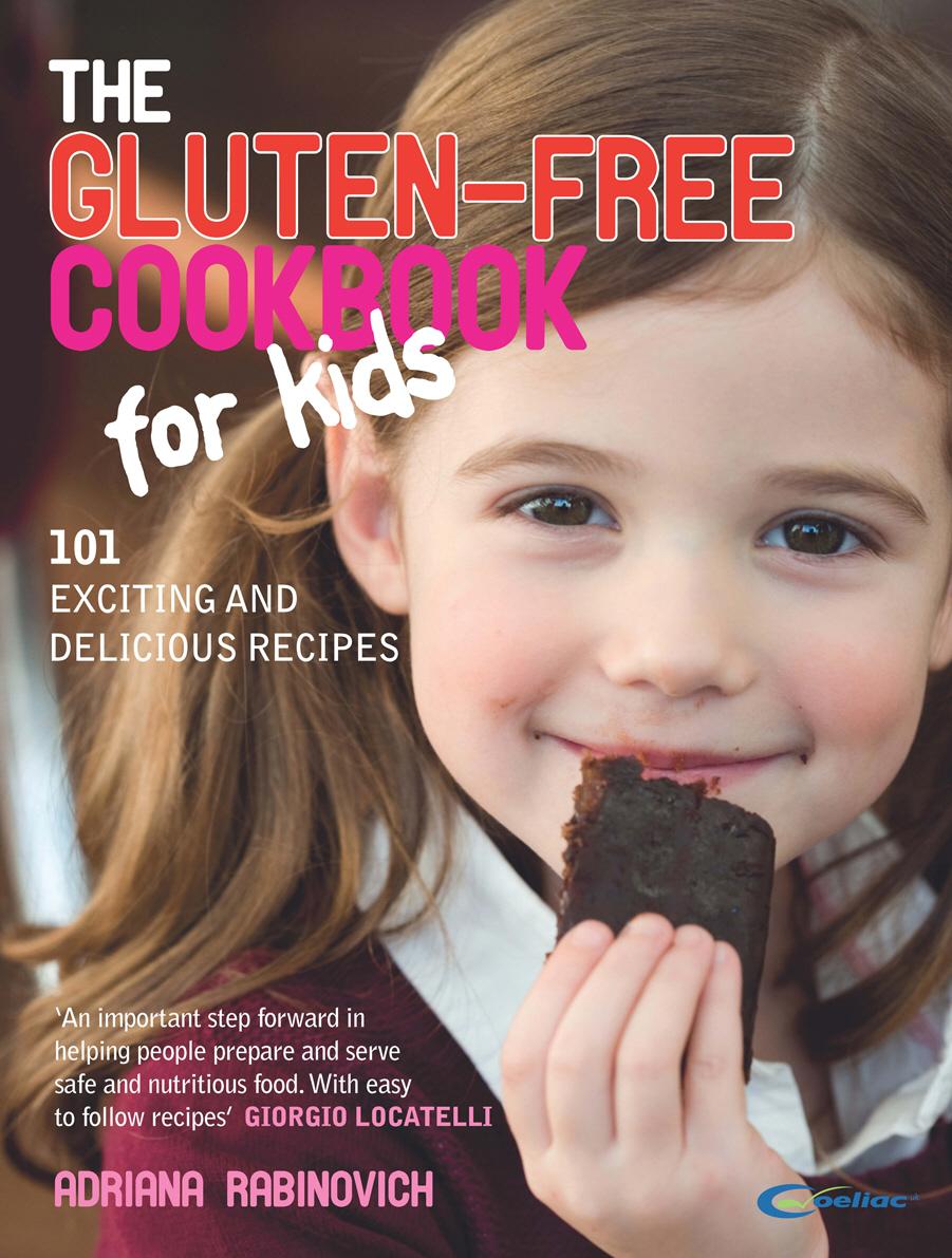 цена на Gluten-free Cookbook for Kids