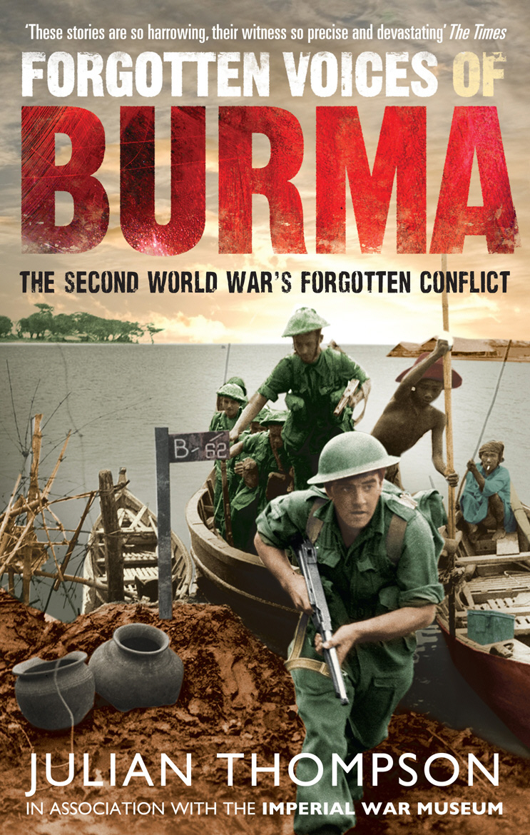 Forgotten Voices of Burma the hobbit the battle of the five armies chronicles the art of war