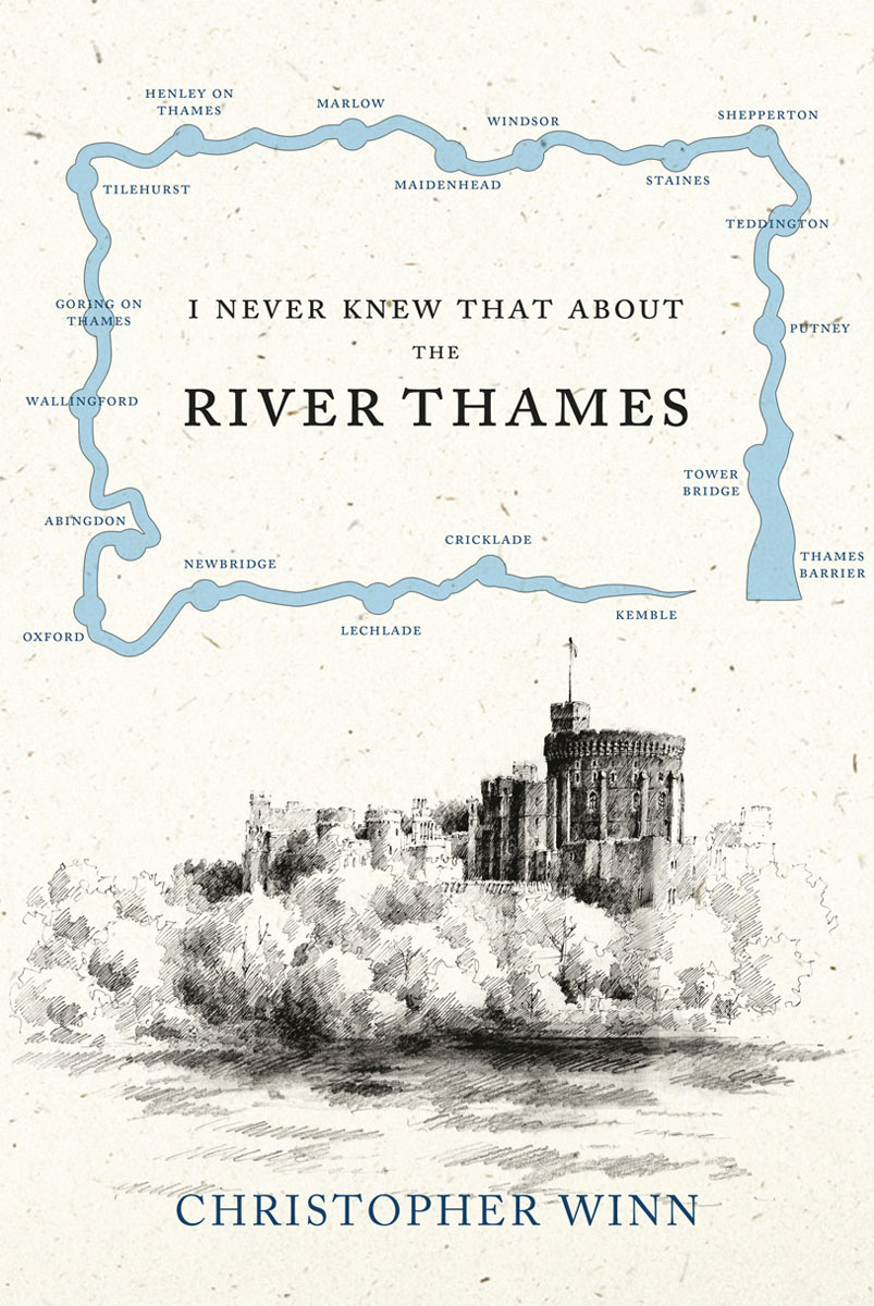 I Never Knew That About the River Thames fletcher s let me tell you about a man i knew