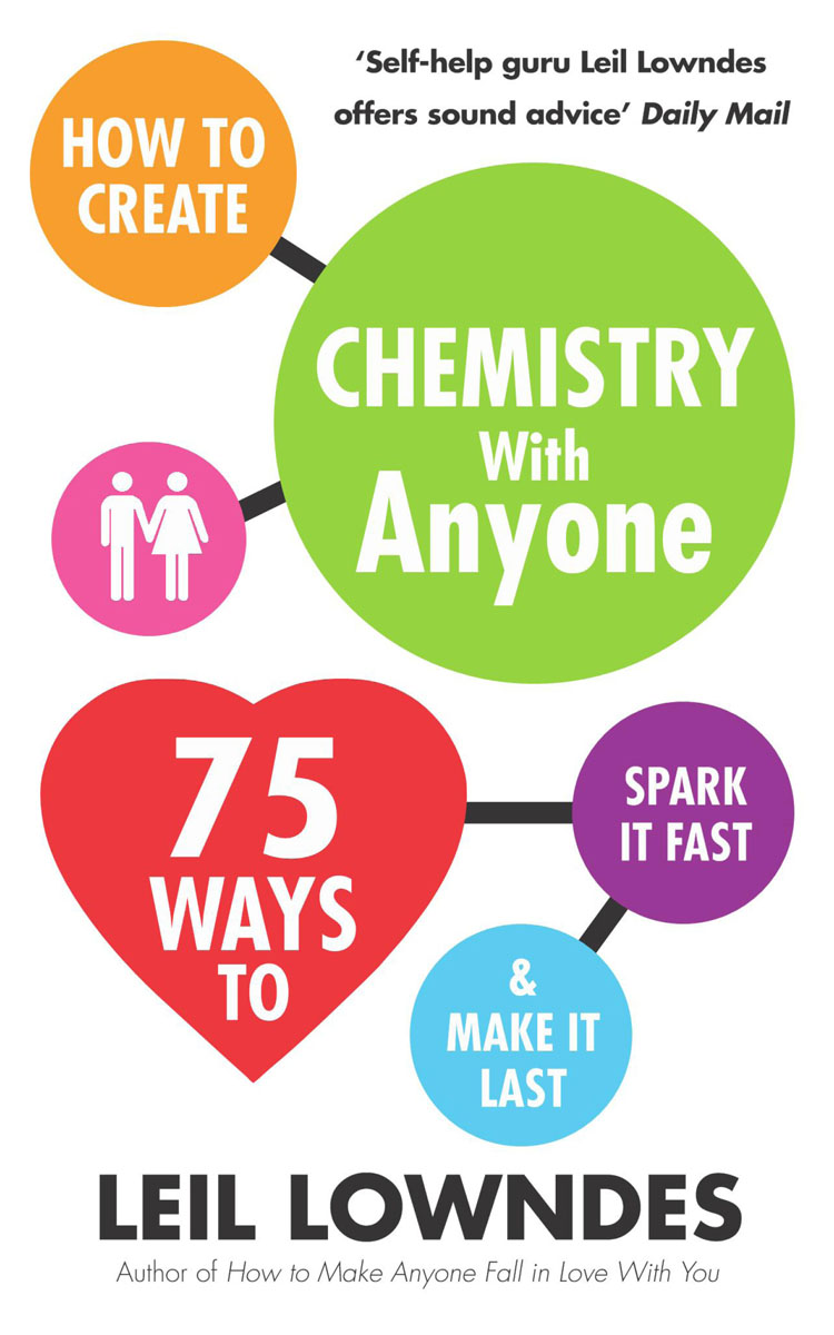 How to Create Chemistry with Anyone alexander mishkin how to stay young it