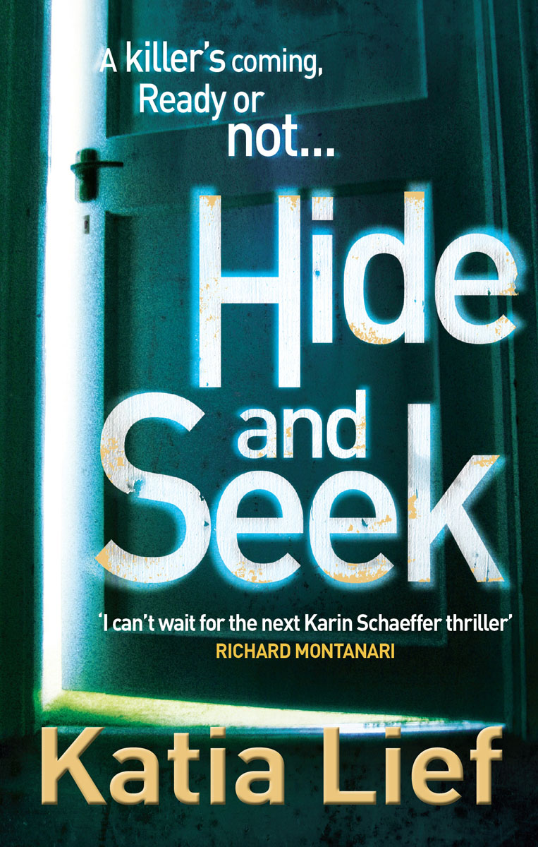 Hide and Seek what she left