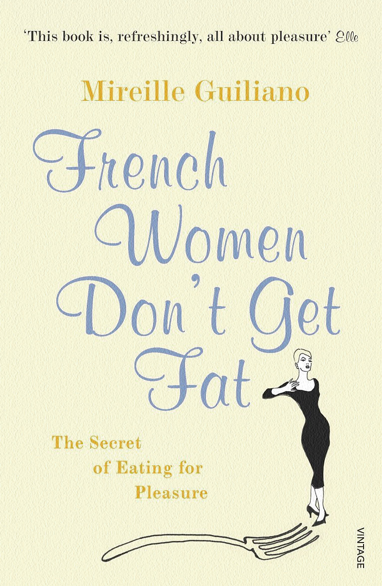 French Women Don't Get Fat: The Secret of Eating for Pleasure pair of chic ball hollow out circle earrings for women