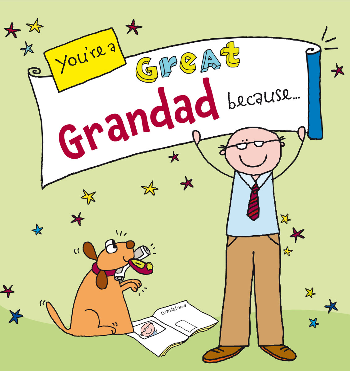 You're a Great Grandad Because. . . 30pcs in one postcard take a walk on the go dubai arab emirates christmas postcards greeting birthday message cards 10 2x14 2cm