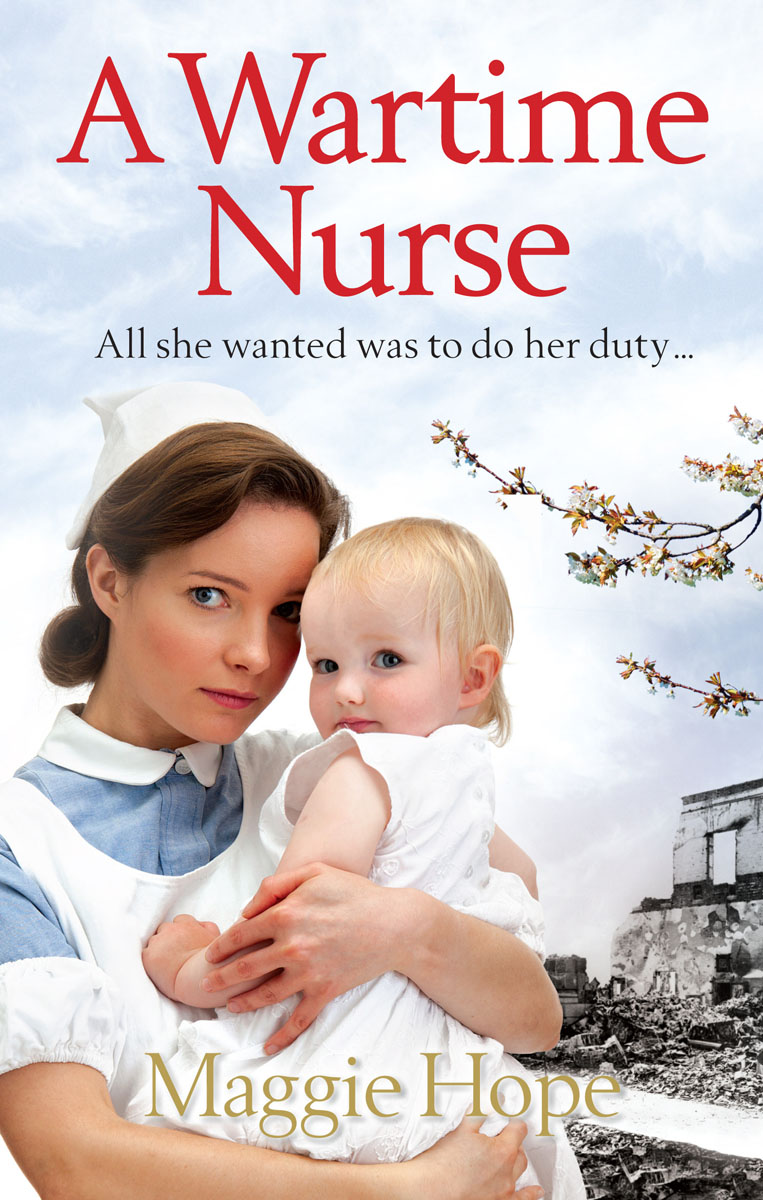 A Wartime Nurse what she left