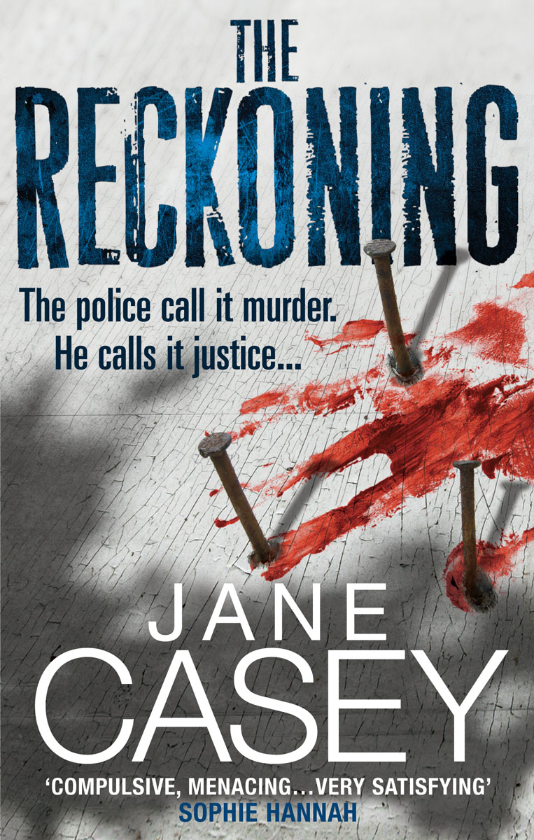 The Reckoning murder mysteries 4 the head is dead