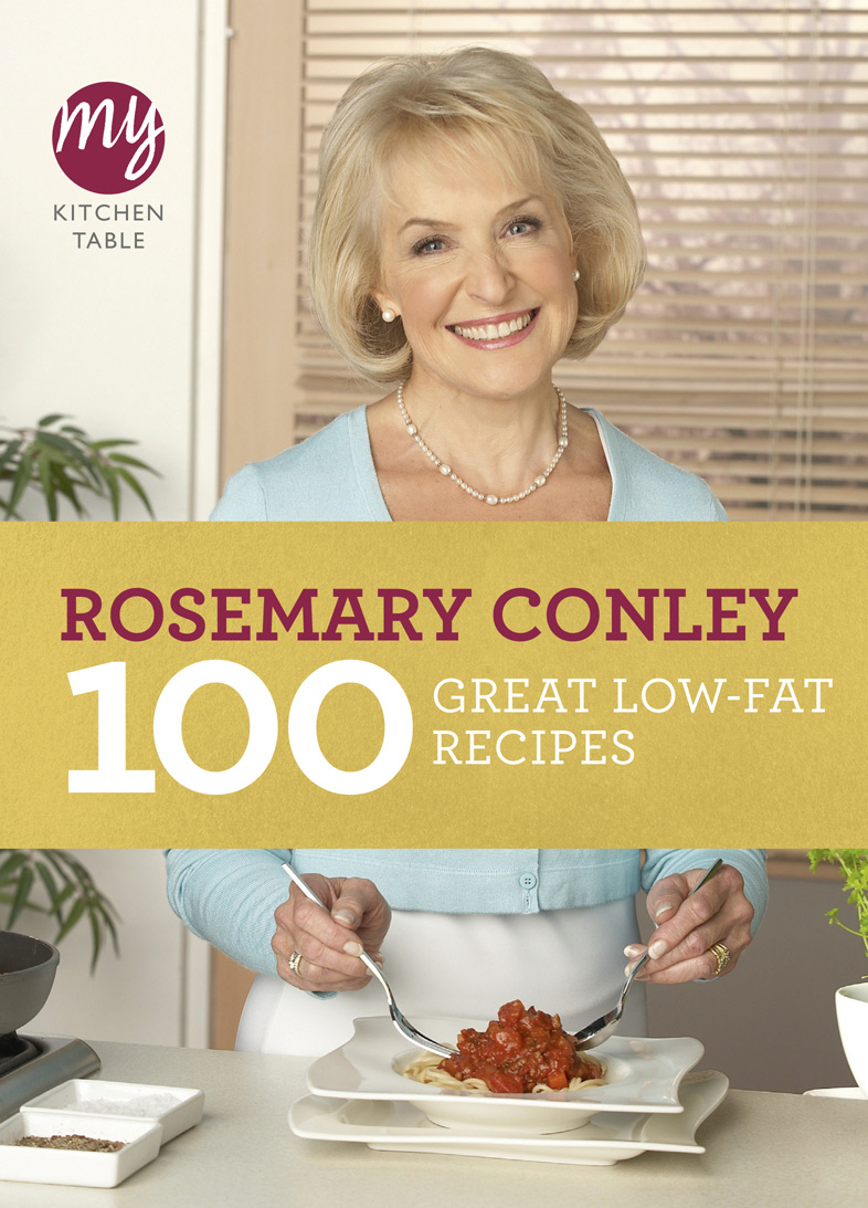 My Kitchen Table: 100 Great Low-Fat Recipes dior w14112077584