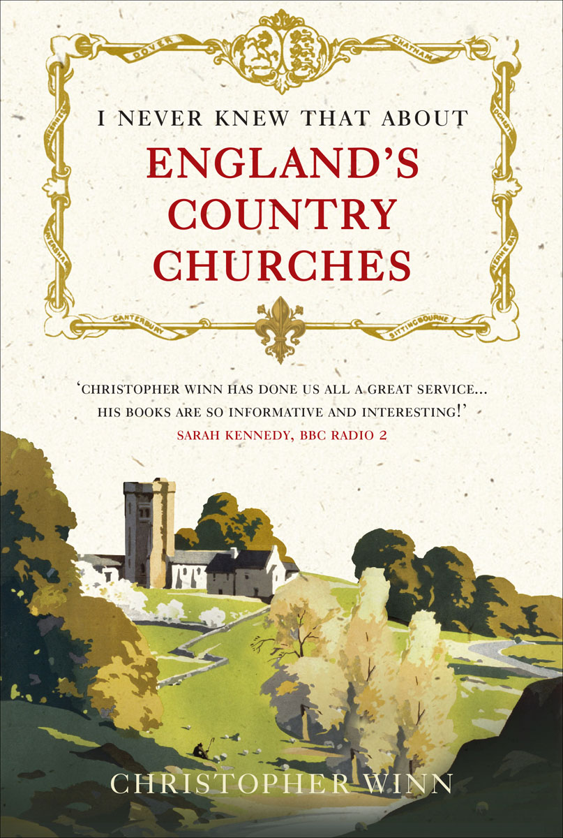 I Never Knew That About England's Country Churches i never knew that about ireland
