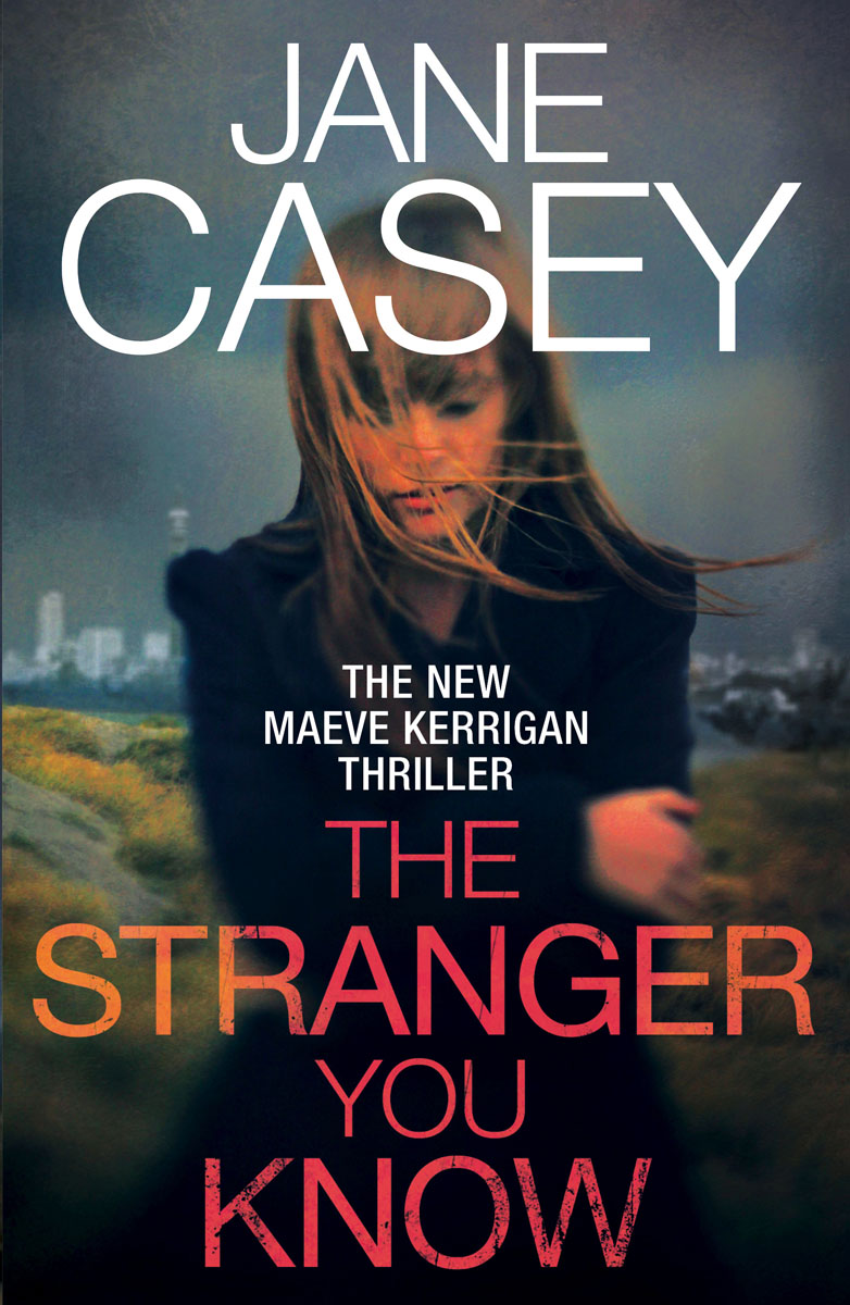 The Stranger You Know janine garner it s who you know