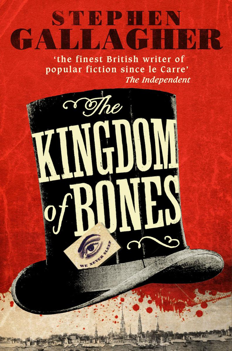The Kingdom of Bones the kingdom of bones