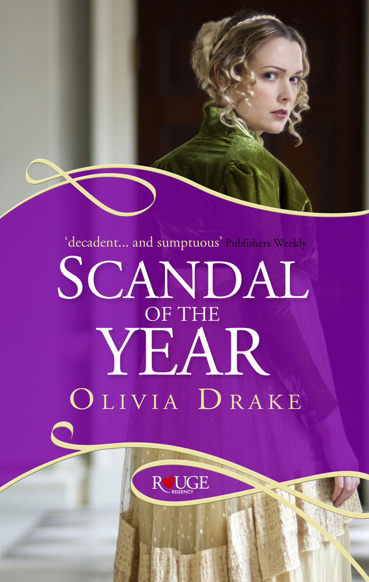 Scandal of the Year: A Rouge Regency Romance a scandal in bohemia level 3