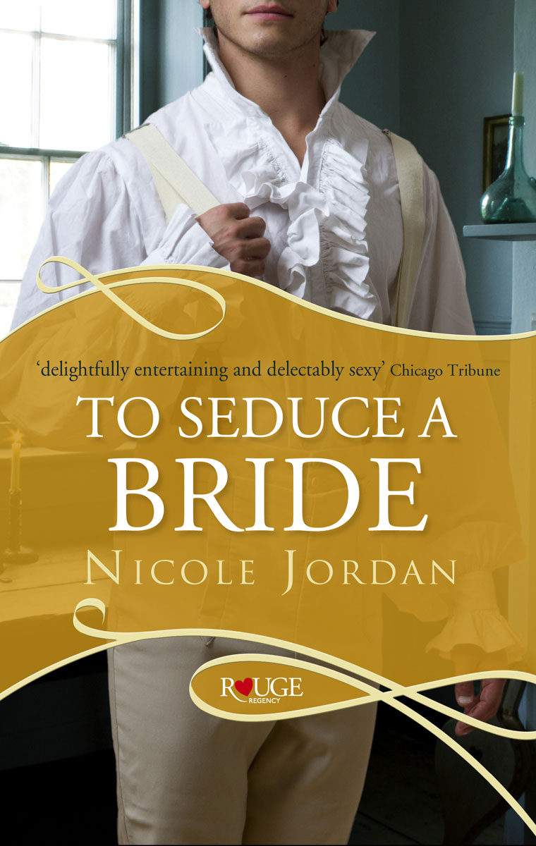 To Seduce a Bride: A Rouge Regency Romance bride of the water god v 3