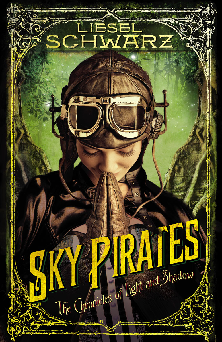 Sky Pirates crusade vol 3 the master of machines