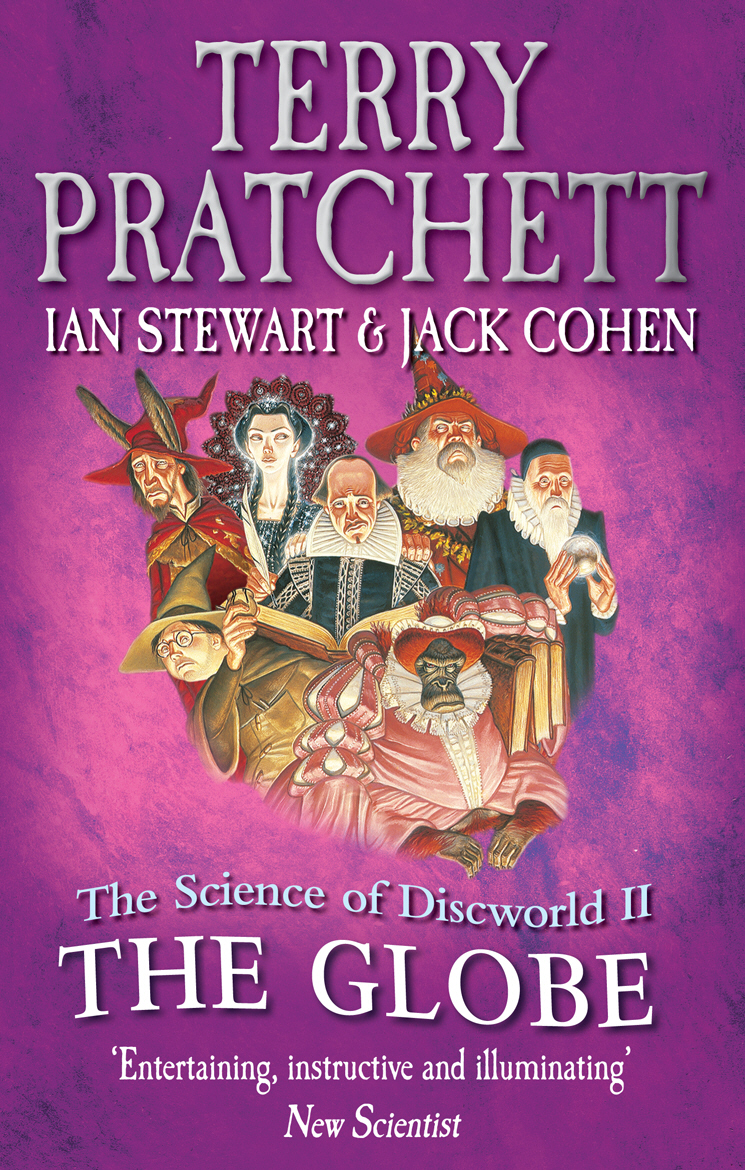 The Science of Discworld II: The Globe озонатор бытовой days of science and technology tm017 5g h