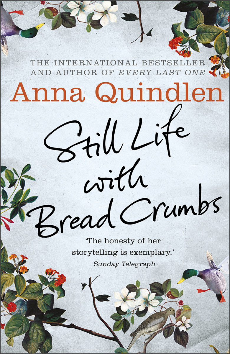 Still Life with Bread Crumbs what she left