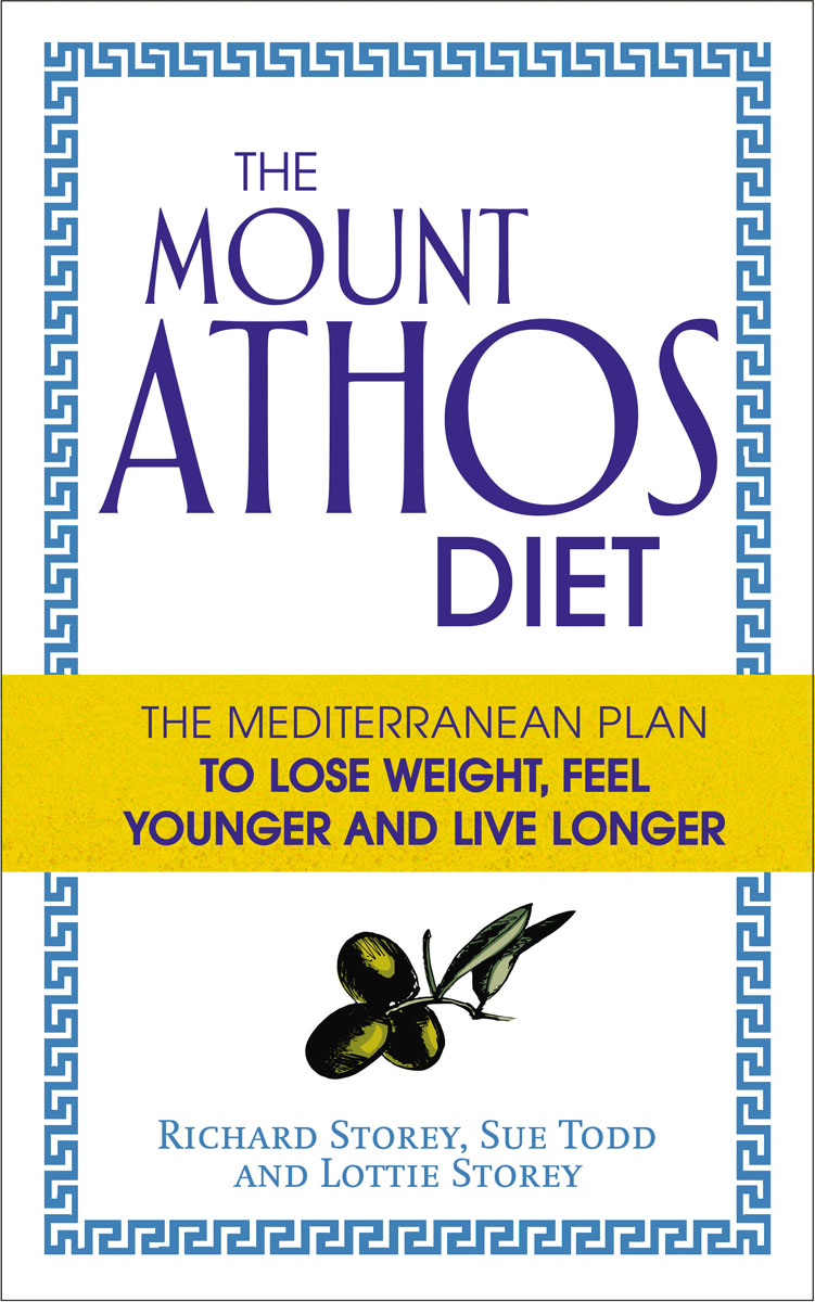 The Mount Athos Diet the ice diet
