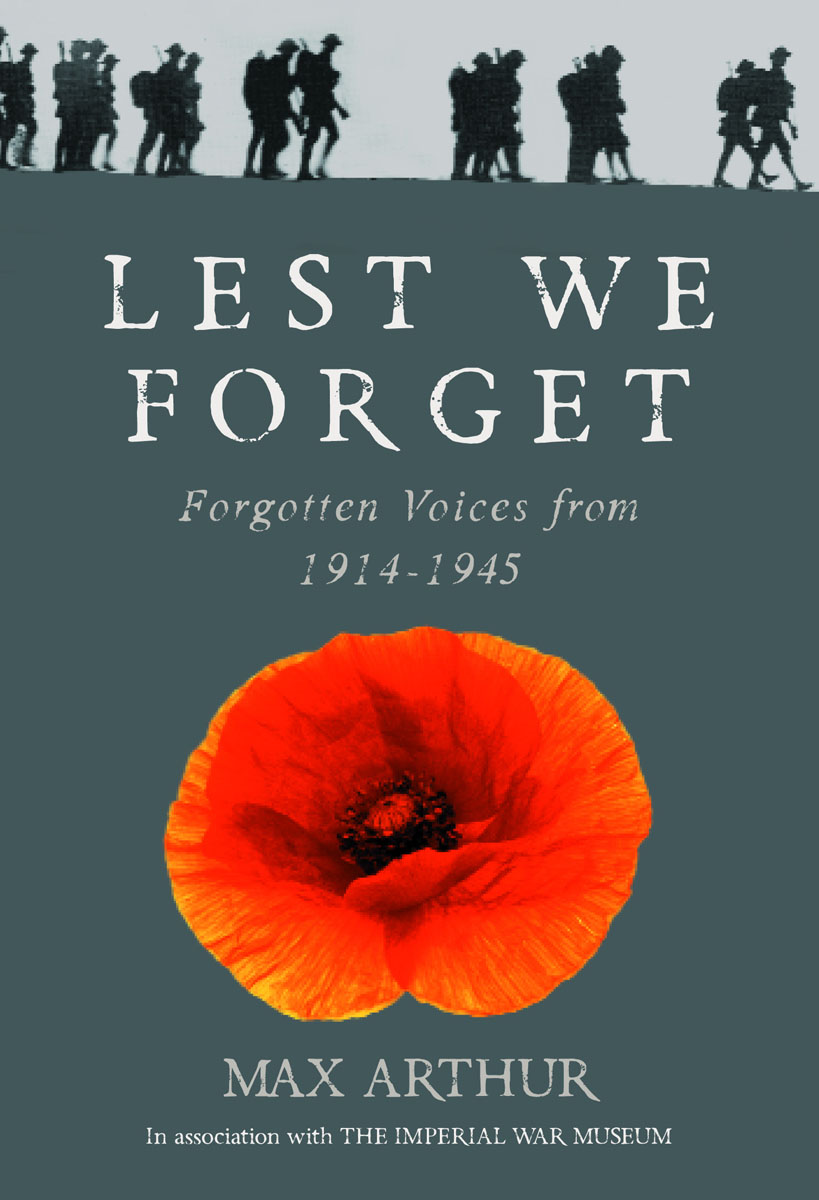 Lest We Forget herbert george wells the war of the worlds