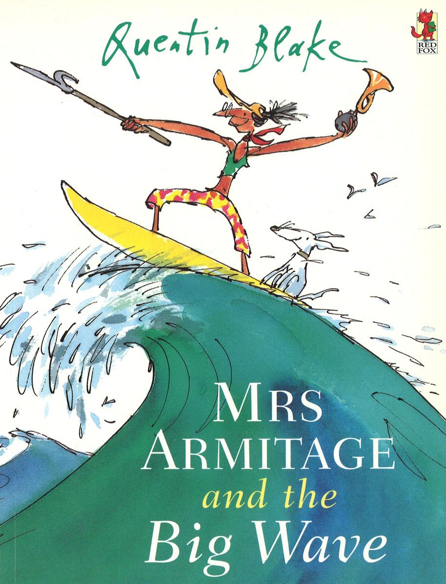Mrs Armitage And The Big Wave mrs katz and tush