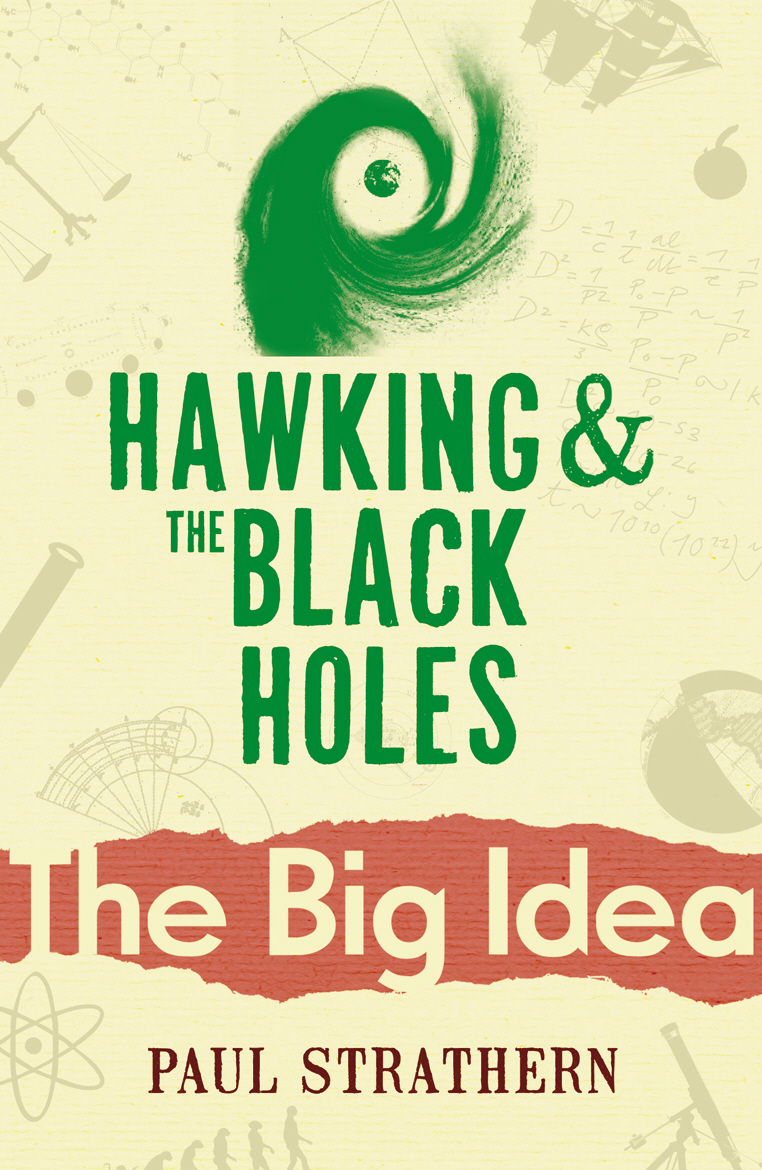 Hawking And The Black Holes geons black holes