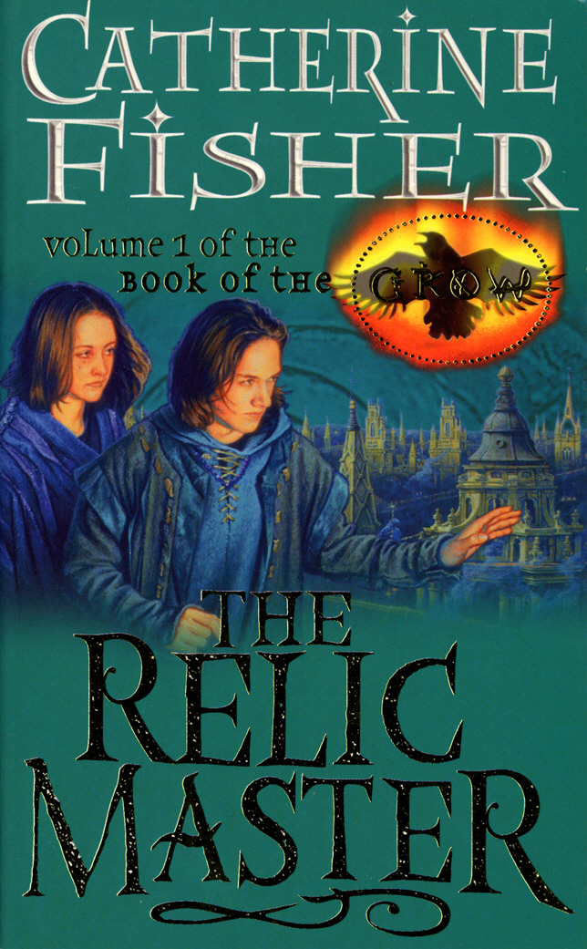 The Relic Master: Book Of The Crow 1 crusade vol 3 the master of machines