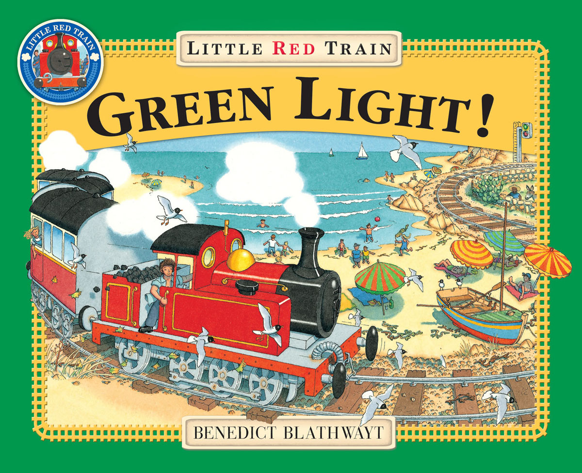 The Little Red Train: Green Light driven to distraction