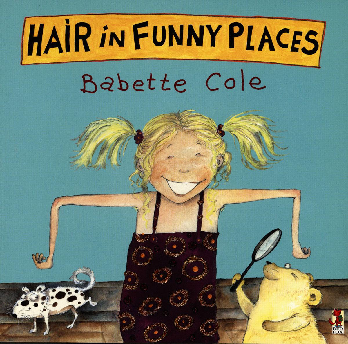 Купить Hair In Funny Places