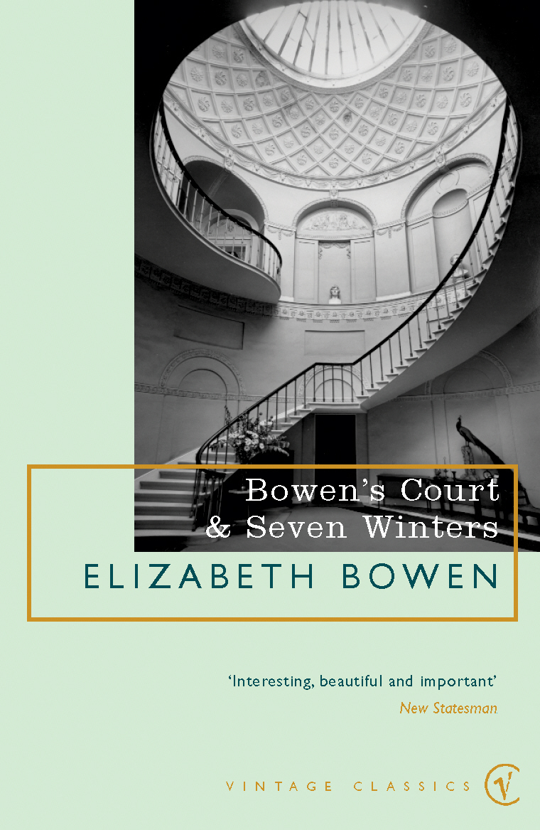 Bowen's Court & Seven Winters home of the gentry