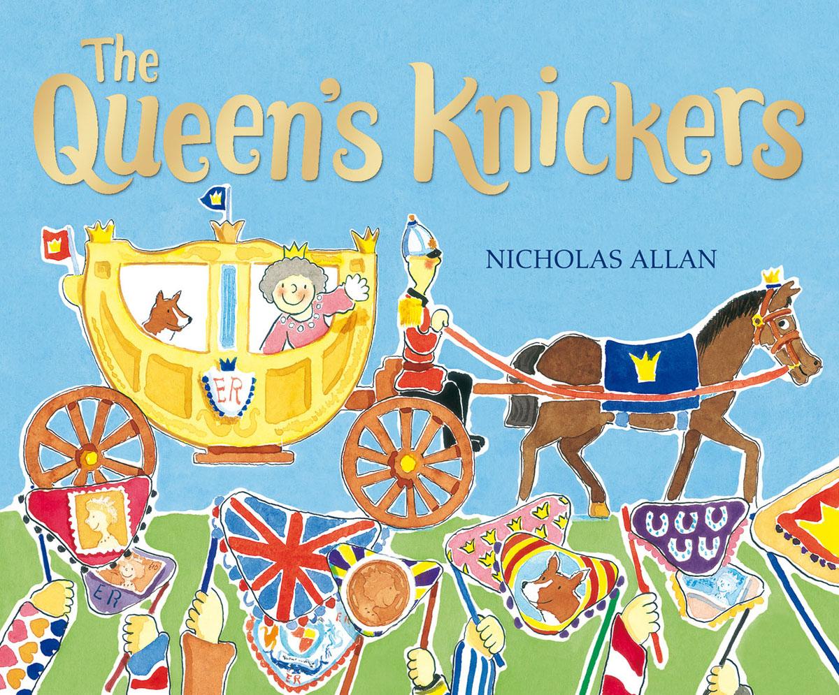 The Queen's Knickers the queen s knickers