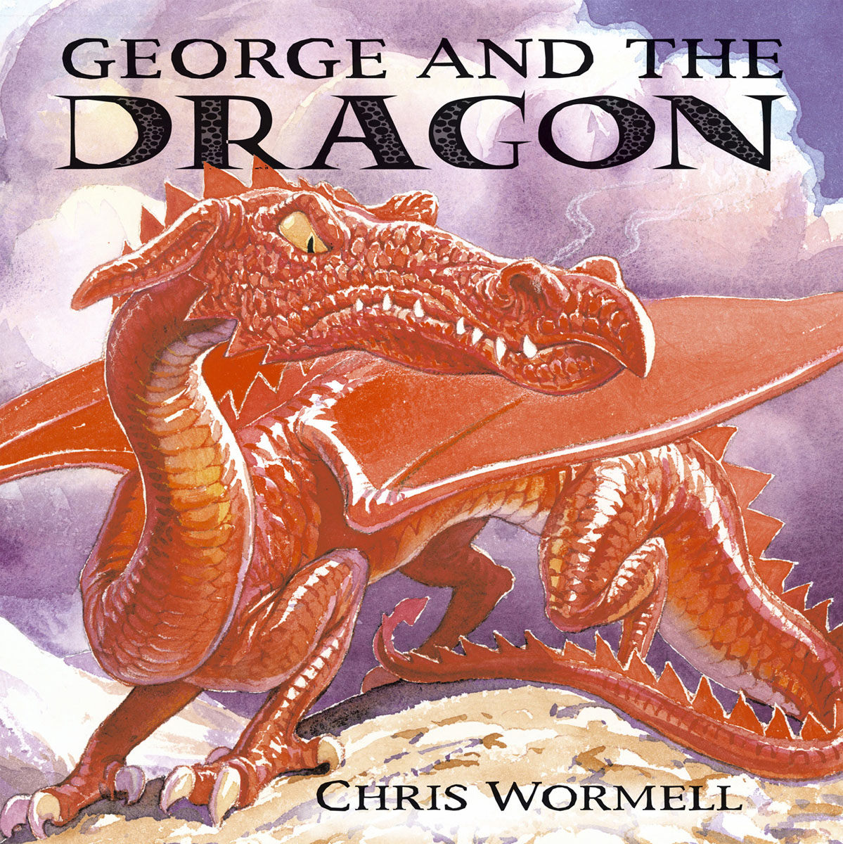 George And The Dragon chris wormell george and the dragon