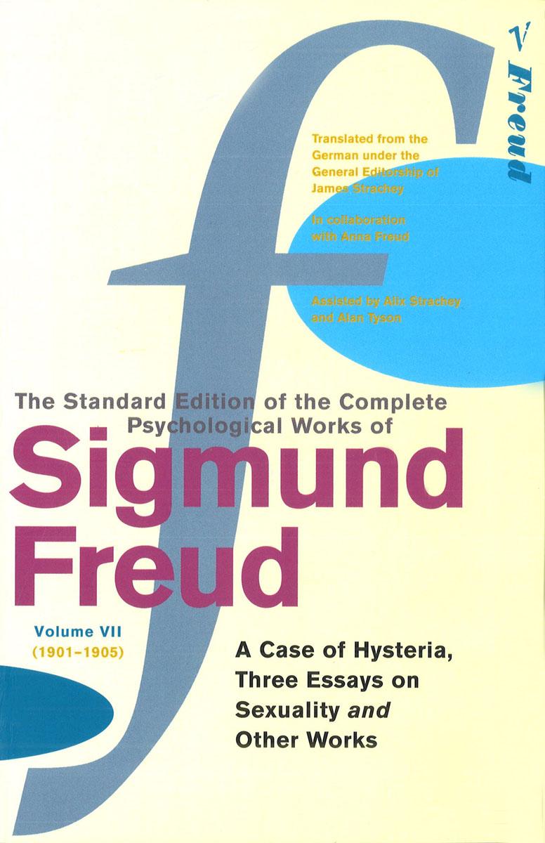 Complete Psychological Works Of Sigmund Freud, The Vol 7 william robertson the works vol 7