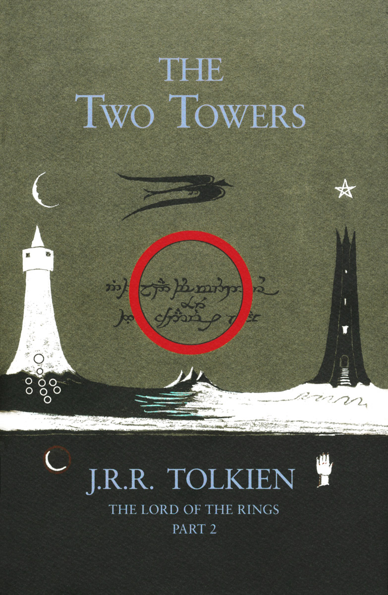 The Lord of the Rings: Part 2: The Two Towers tolkien j lord of the rings 2 the two towers