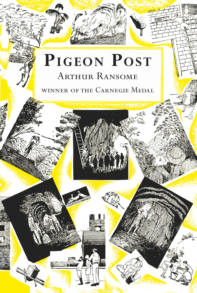 Pigeon Post the tunnels