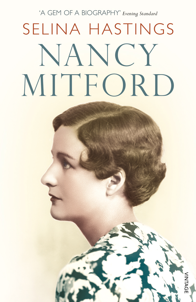 Nancy Mitford cd iron maiden a matter of life and death