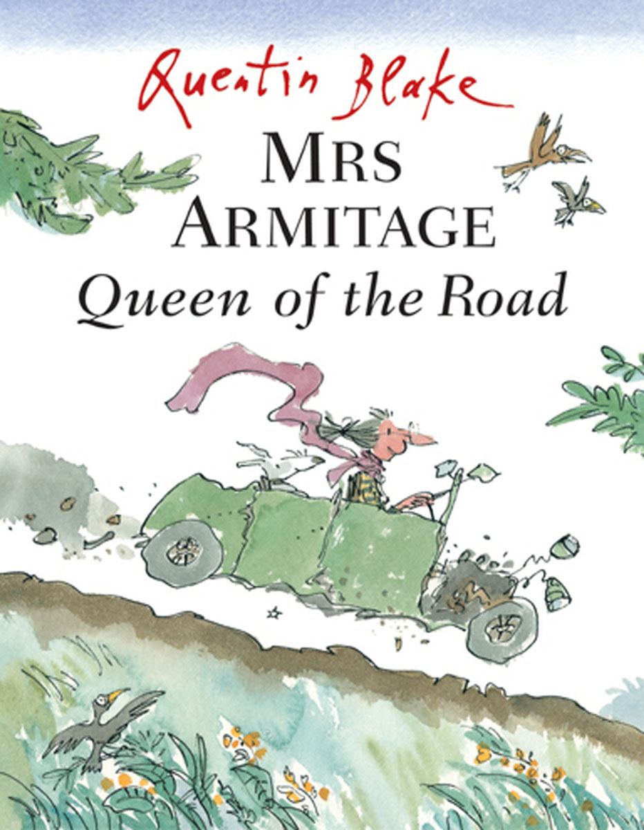 Mrs Armitage Queen Of The Road the house of mrs pal