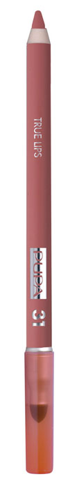 PUPA Карандаш для губ с аппликатором True Lips Pencil тон 31 коралловый, 1.2 г карандаш для губ тон 26 персик pupa