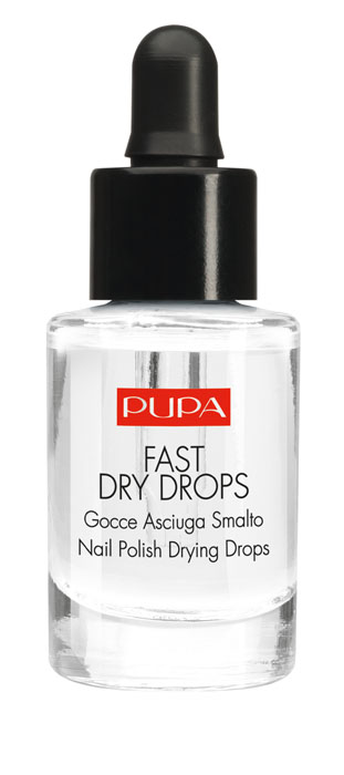 "PUPA Быстрая сушка лака ""Fast Dry Drops"", 7 мл"