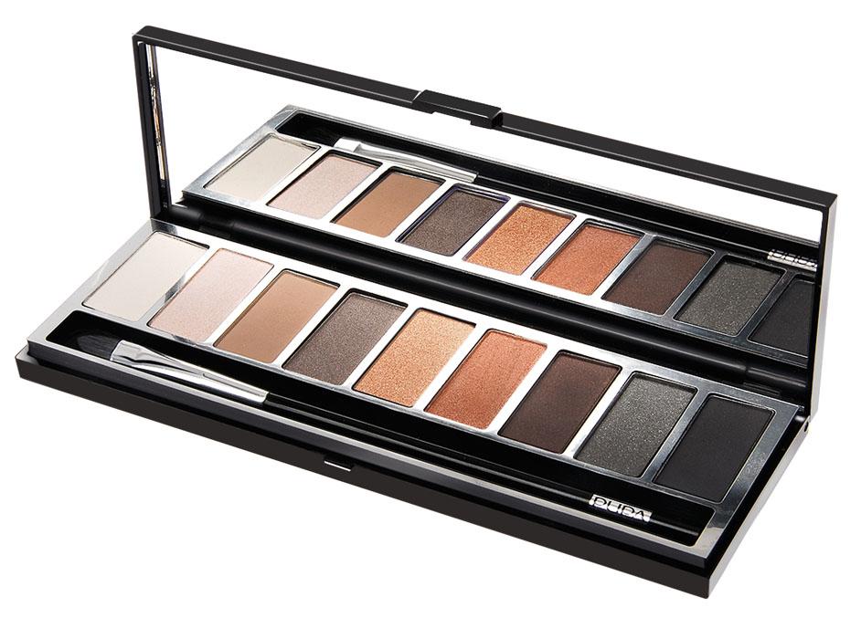 PUPA Косметический набор тени тон 01 PUPART Eyeshadow Palette бежевый, 8 гр.040005001