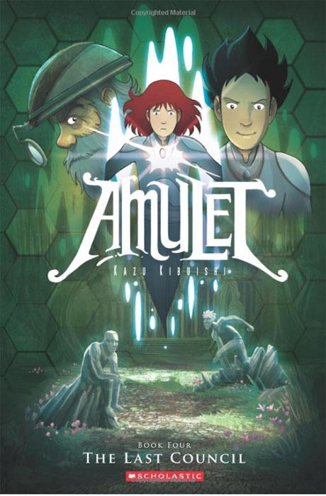 Amulet №4: The Last Coun