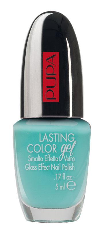 PUPA Лак для ногтей тон 056 Lasting Color Gel Завтрак у Тиффани,5 мл. pupa лак для ногтей lasting color gel 053 красота океана